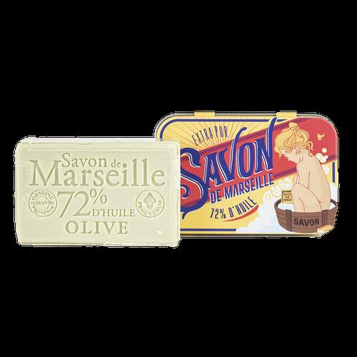 "Soap Tin Olive ""The Tub"""