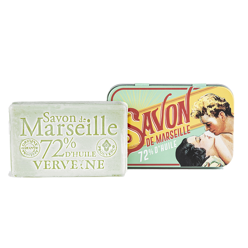 "Soap Tin Verveine ""The Kiss"""