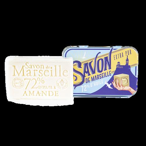 """Soap Tin Almond """"Notre Dame"""""""
