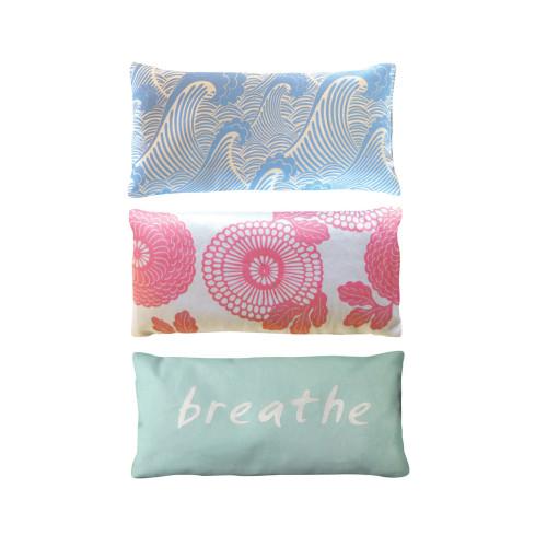 Organic Cotton Eye Pillows