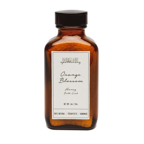 Orange Blossom Honey Bath 4 oz