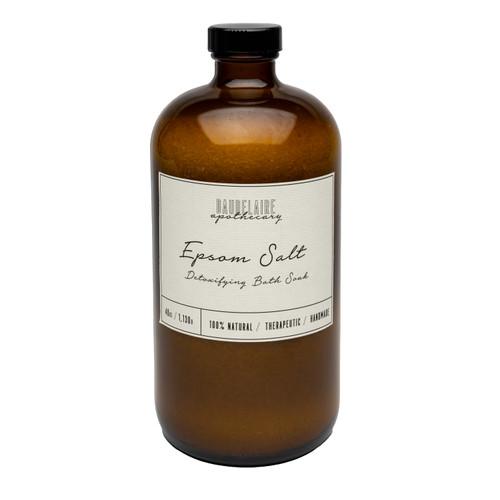 Epsom Salt Bath 40 oz