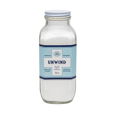 UNWIND Bath Seltzer