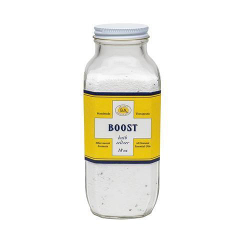 BOOST Bath Seltzer