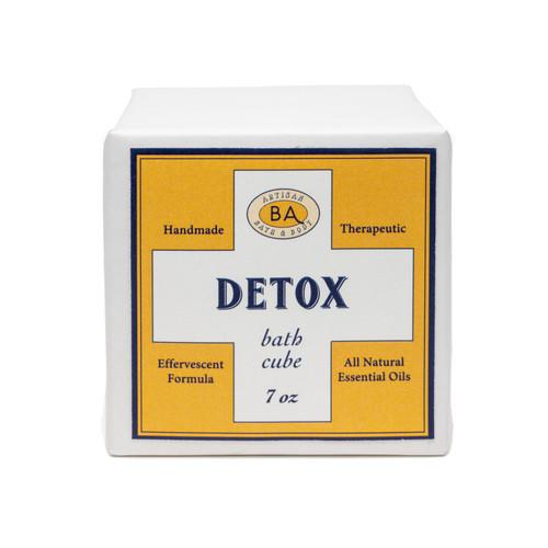 DETOX Effervescent Cube