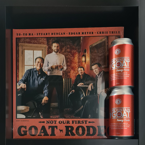 Not Our First Goat Rodeo + Mountain Goat Fancy Pants