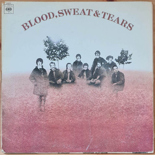 Blood, Sweat And Tears - Blood, Sweat And Tears (LP) - 1969 UK Pressing in VG+ Condition