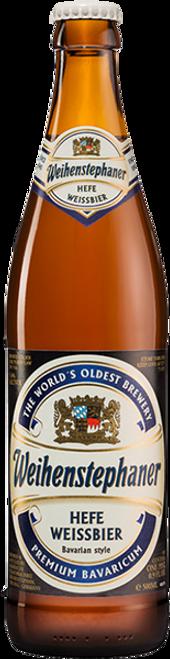 Weihenstephaner Hefe (4 Bottles)