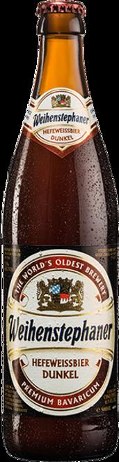 Weihenstephaner Dunkel (4 Bottles)