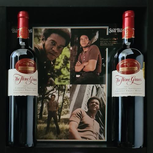 Bill Withers' Still Bill LP & Chateau Tanunda's 'The Three Graces'