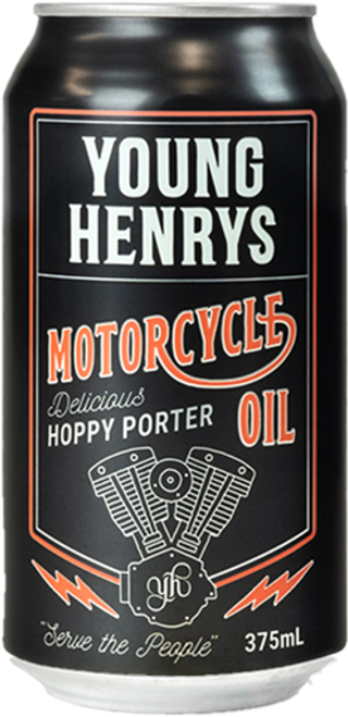 Young Henrys Motorcycle Oil - 4 Pack