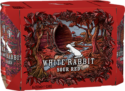White Rabbit Sour Red