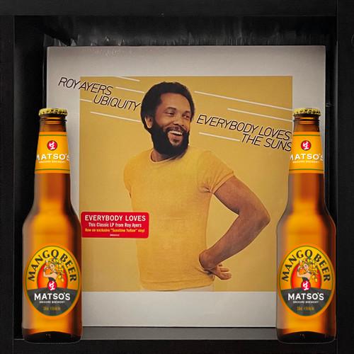 Roy Ayers' Everybody Loves the Sunshine & Matso's Mango Beer