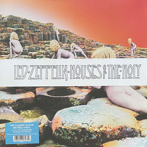 Led Zeppelin - Houses Of The Holy (LP) - 180g Vinyl
