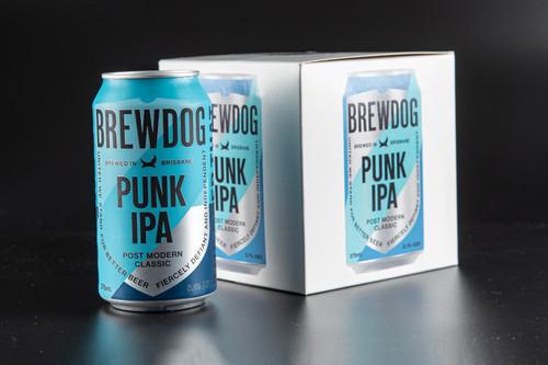 Brewdog Punk IPA (4 Cans)