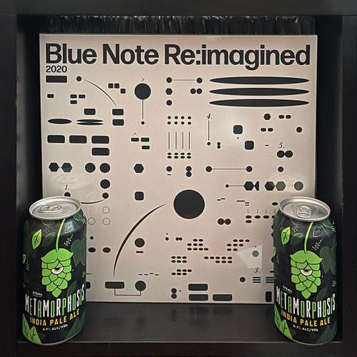 Blue Note Re:imagined 2LP & Kaiju's Metamorphosis IPA