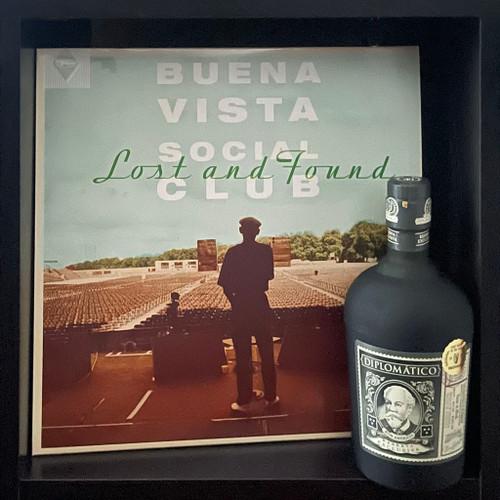 Buena Vista Social Club - Lost & Found & Diplomatico Reserva Exclusivo