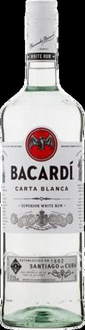 Bacardi Superior Rum 1 Litre