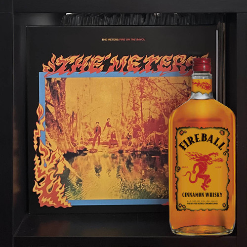 The Meters Fire on the Bayou (2LP) & Fireball