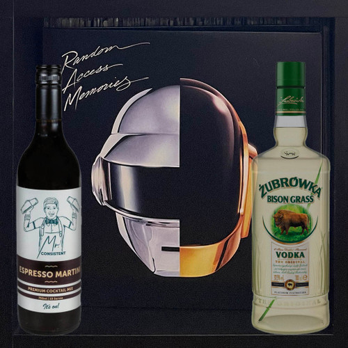 Daft Punk Random Access Memories & Espresso Martinis