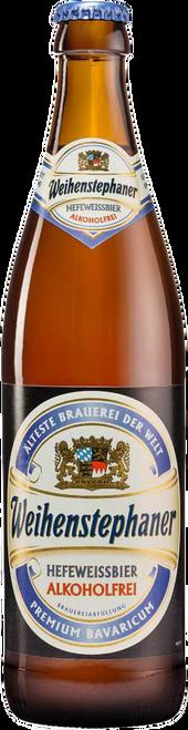 Weihenstephaner Alcohol Free Hefe (4 Bottles)