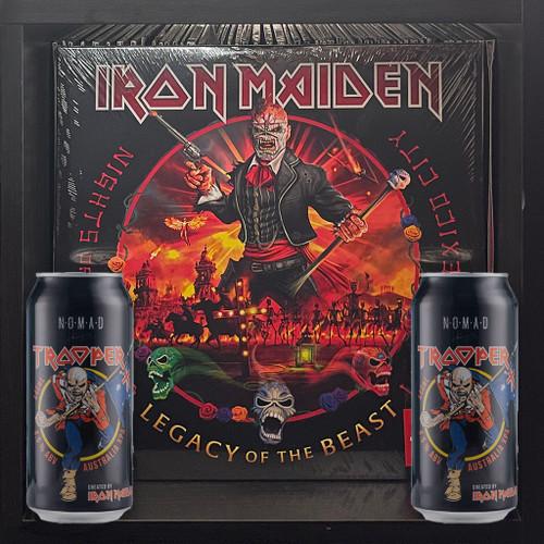 Iron Maiden Senjutsu/Night of the Dead &  Iron Maiden x Nomad Trooper Aussie XPA