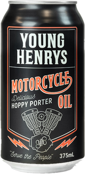 Young Henrys Motor Oil Porter (4 Cans)