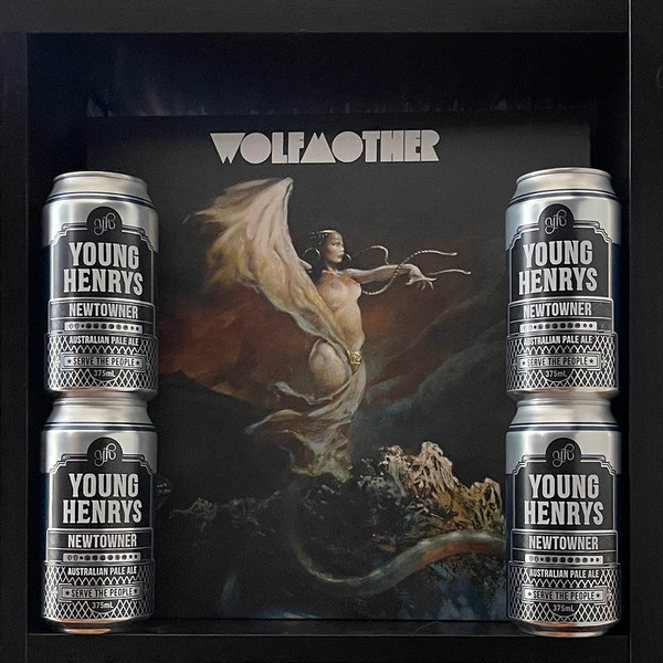 Wolfmother's Self-titled Debut Album & Young Henry's Newtowner