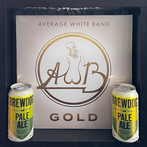 Average White Band's Gold 2LP & BrewDog Pale Ale