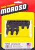 MOROSO 73163 Spark Plug Wire Loom, 11 mm or Sleeved Wires, Black, Universal, Kit