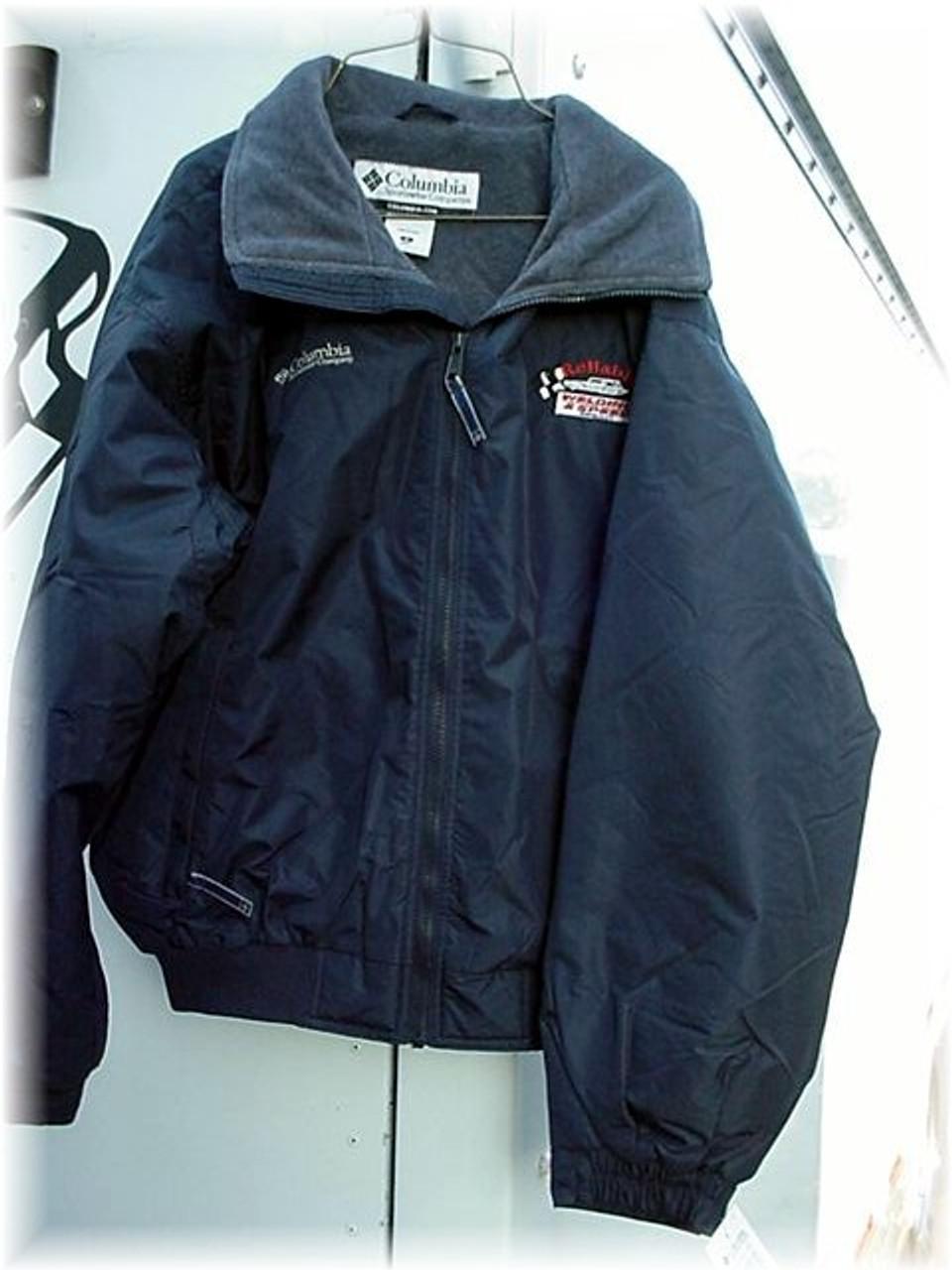 Reliable Welding & Speed Winter Jacket - Columbia - Navy Blue
