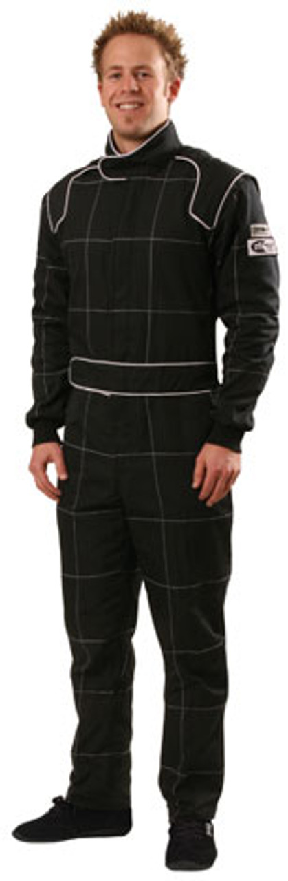 Crow QUILTED MULTI LAYER NOMEX® 1-PIECE SUITS