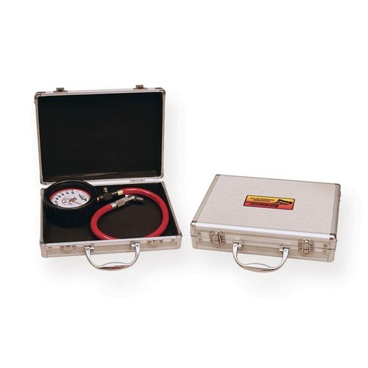 """Magnum™ 3 ½"""" GID Tire Gauge 0-30 by ¼ lb Longacre 52-52021"""