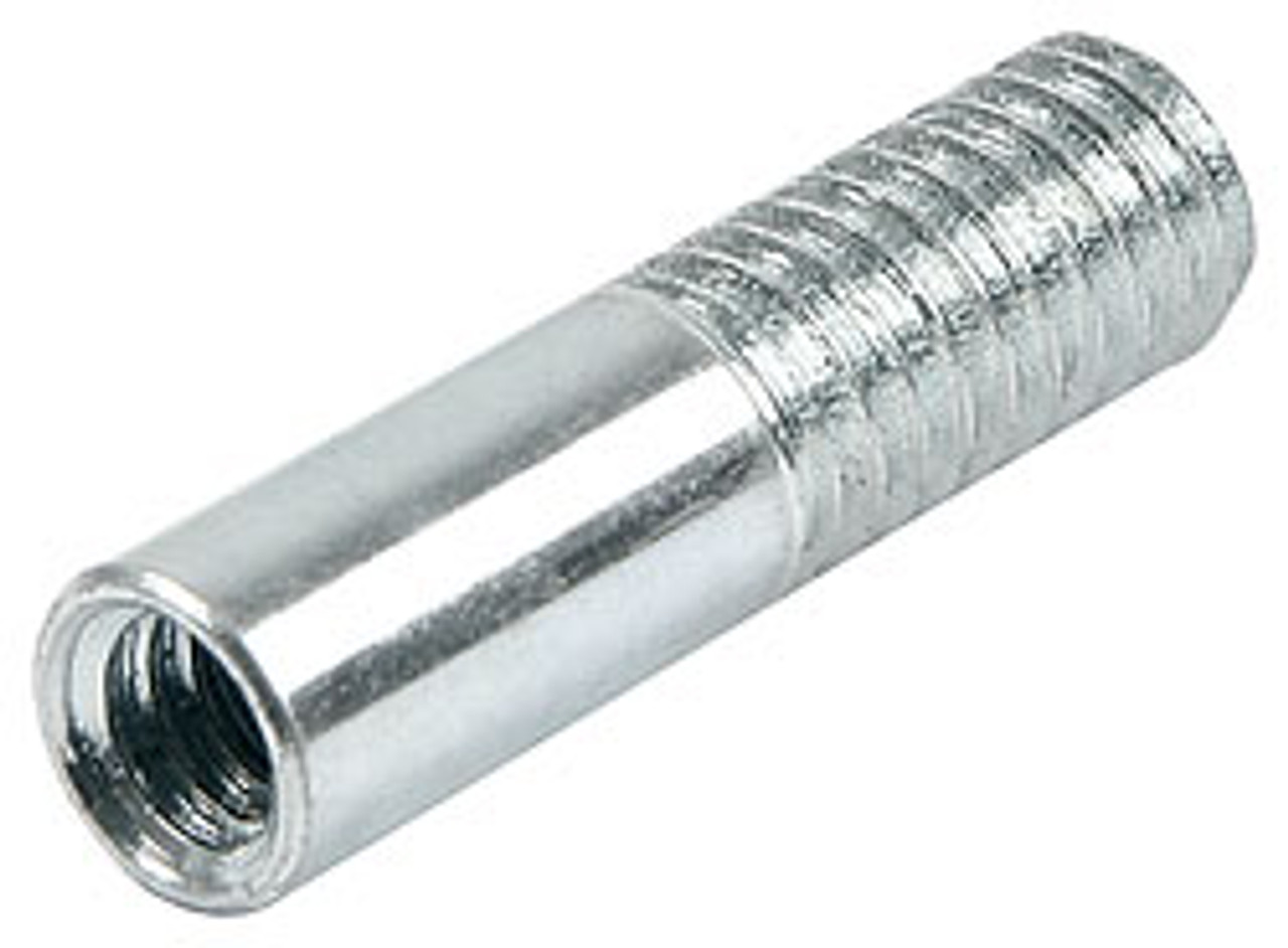 Allstar 26058 Air Cleaner Stud Adapter - 1/4-20 to 5/16-18 in Thread - Steel - Zinc Oxide