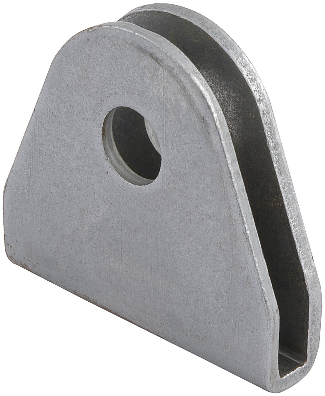 ALL60031 by ALLSTAR PERFORMANCE Seat Belt Tab, Double Shear, 1/2 in Seat Belt Mounting Hole, Steel, Natural, Each