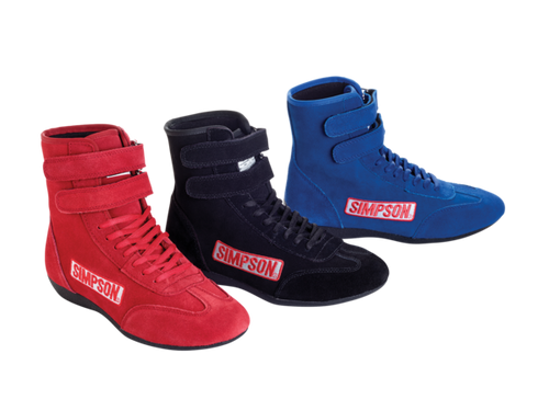 Simpson High Top Driver Shoes - SIM28000