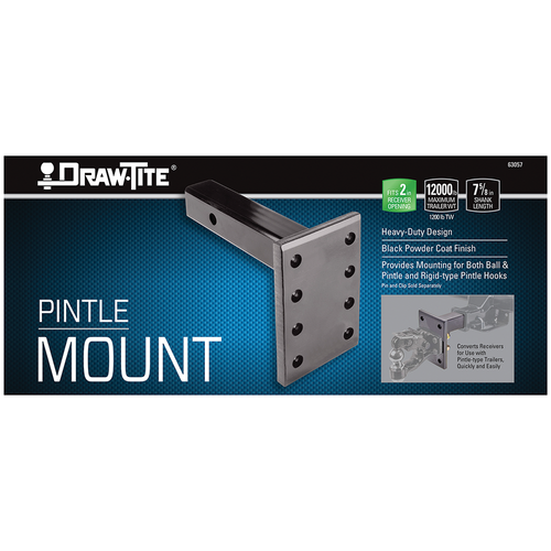 Pintle Hook Mount
