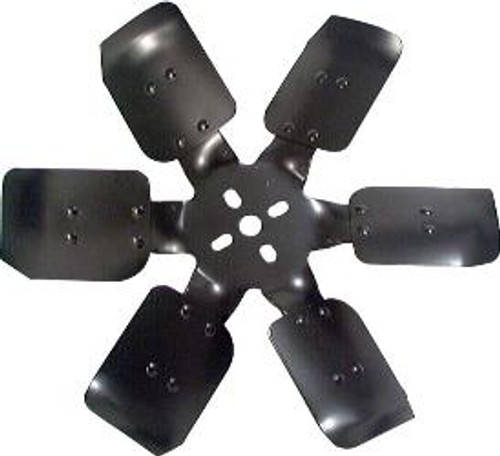 6 Blade Fans - click for more info