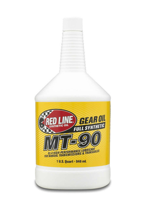 Redline MTL/MT-90 Manual Trans Lubricants - Redline 50204/50304