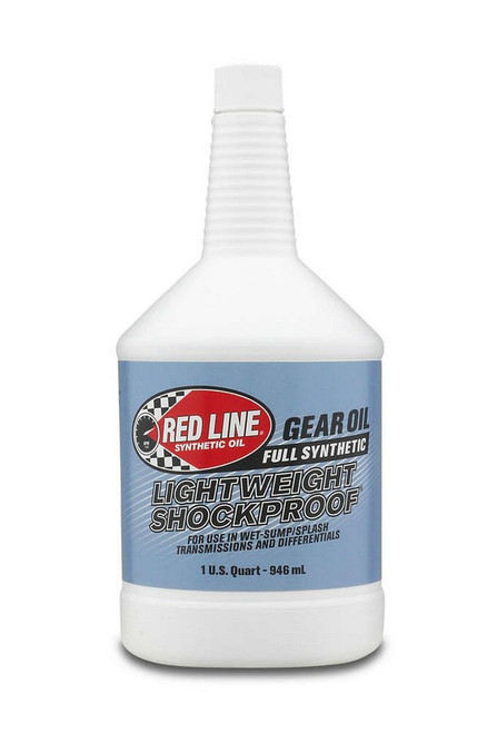 Redline Lt./Hvy weight Shockproof Gear Oil