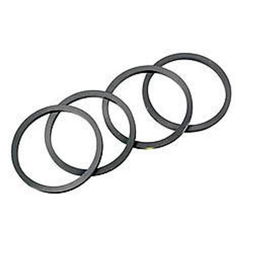 Wilwood 10-5660 O-Ring Kit - 1.62/1.25/1.25 Square Seal - 6 pk.