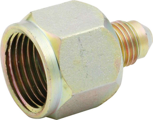 Allstar 99042 -8 Female to -4 Male Reducer Adapter (Steel)