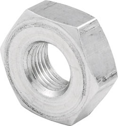 Aluminum Jam Nut - 1/2-20 Right Hand Threads