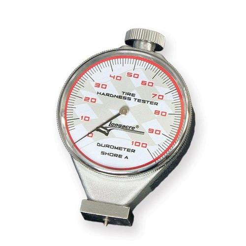Longacre 52-50553 Racing Durometer Tire Hardness Tester  w/Plastic Case - Longacre 52-50553