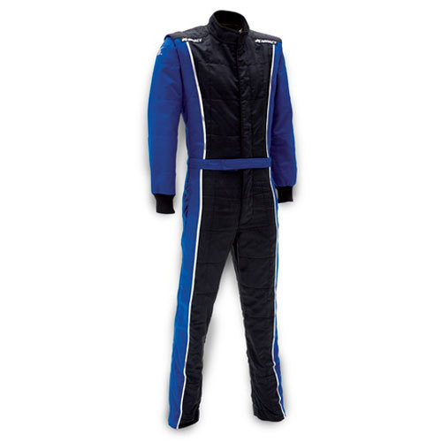 Impact Driving Suit, The Racer, 1 Piece, SFI 3.2A/5, Double Layer, Nomex