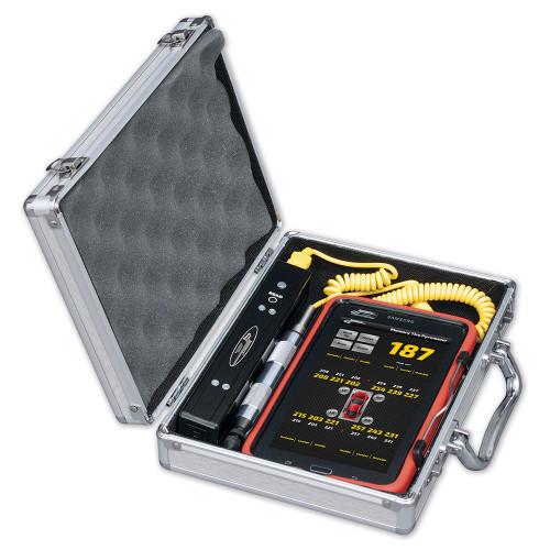 "Longacre 52-50650 Memory Tire Pyrometer with 7"" Tablet LON52-50650"