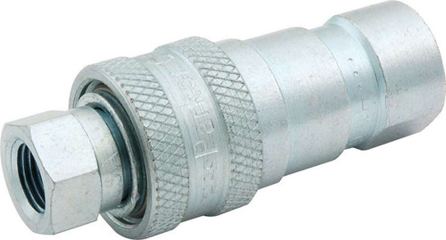 ALL50215 by ALLSTAR PERFORMANCE Fitting, Quick Disconnect, Both Halves to 1/8 in NPT Female, Steel, Zinc Oxide, Kit