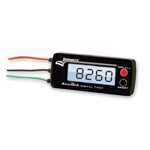 Longacre AccuTech™ Digital Tachometer - 10K LON52-44391