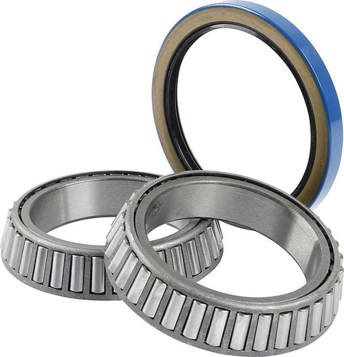 ALLSTAR PERFORMANCE 72303 Wheel Bearing, Bearings / Seal, 2-1/2 in Pin 5x5 Hubs, Lock Nut, Kit ALL72303