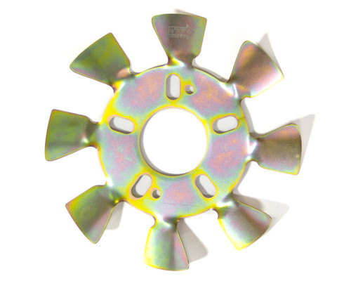 ULTRA COOL BRAKE FANS  LMBFS5-625L or LMBFS5-625R Hub Mounted, 11-1/2 in Dia, 5 x 4-1/2 to 5-1/8, 5/8 in Studs, Steel, Cadmium